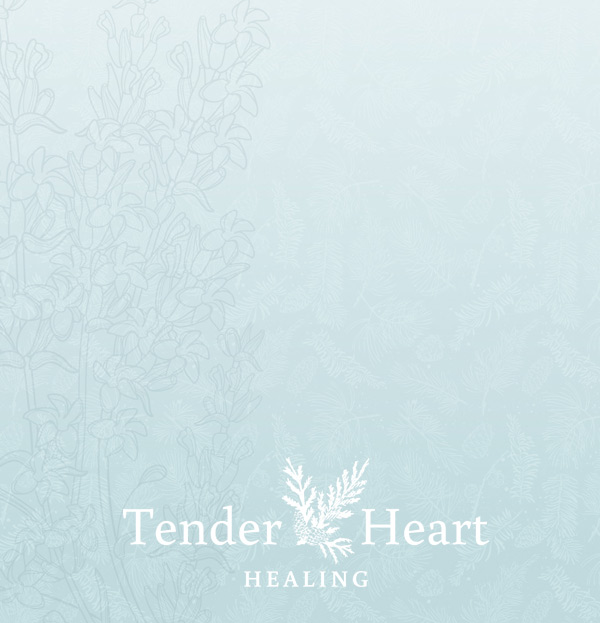Original Ginger Case Study on Tender Heart Healing Brand Strategy | Langley, BC